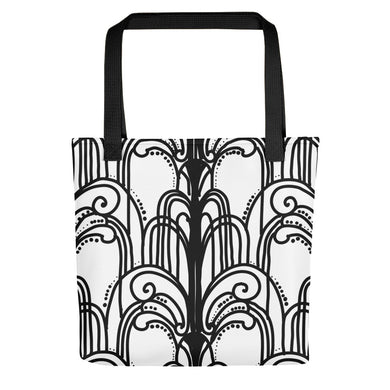Art Deco Fountains Toting bag - Artski&Hush
