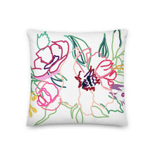 Load image into Gallery viewer, Flora Decorative Throw Pillow - Artski&Hush