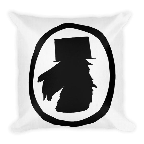 Scotty Throw Pillow
