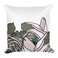 Rose Bundle Throw Pillows