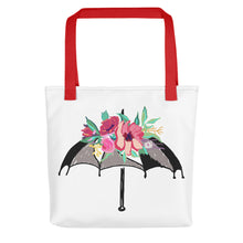Load image into Gallery viewer, Flora Umbrella Toting Bag - Artski&Hush