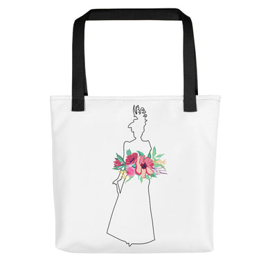 Lady Flora Toting Bag - Artski&Hush