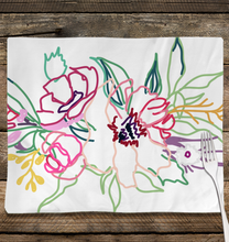 Load image into Gallery viewer, Spring Colorful Gathering Place Mat - Artski&Hush