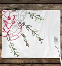 Load image into Gallery viewer, Carnations Place Mat - Artski&Hush