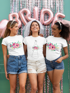 Hen Party Women's T-shirt - Artski&Hush