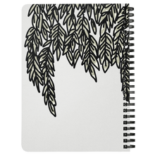 Load image into Gallery viewer, Falling Leaves Spiral Notebook