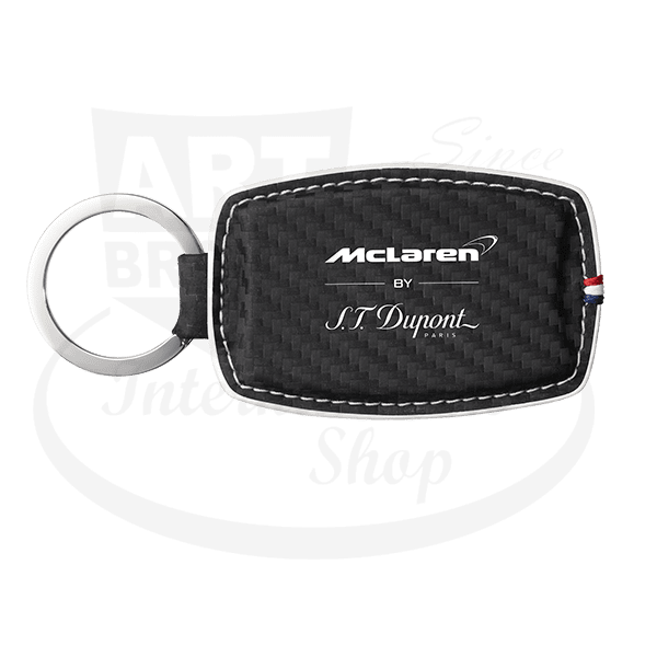 ST Dupont McLaren Key Ring