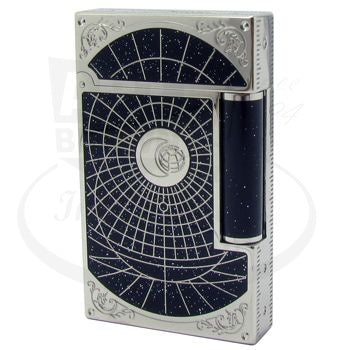 ST Dupont Shoot the Moon Ligne 2 Lighter 016151