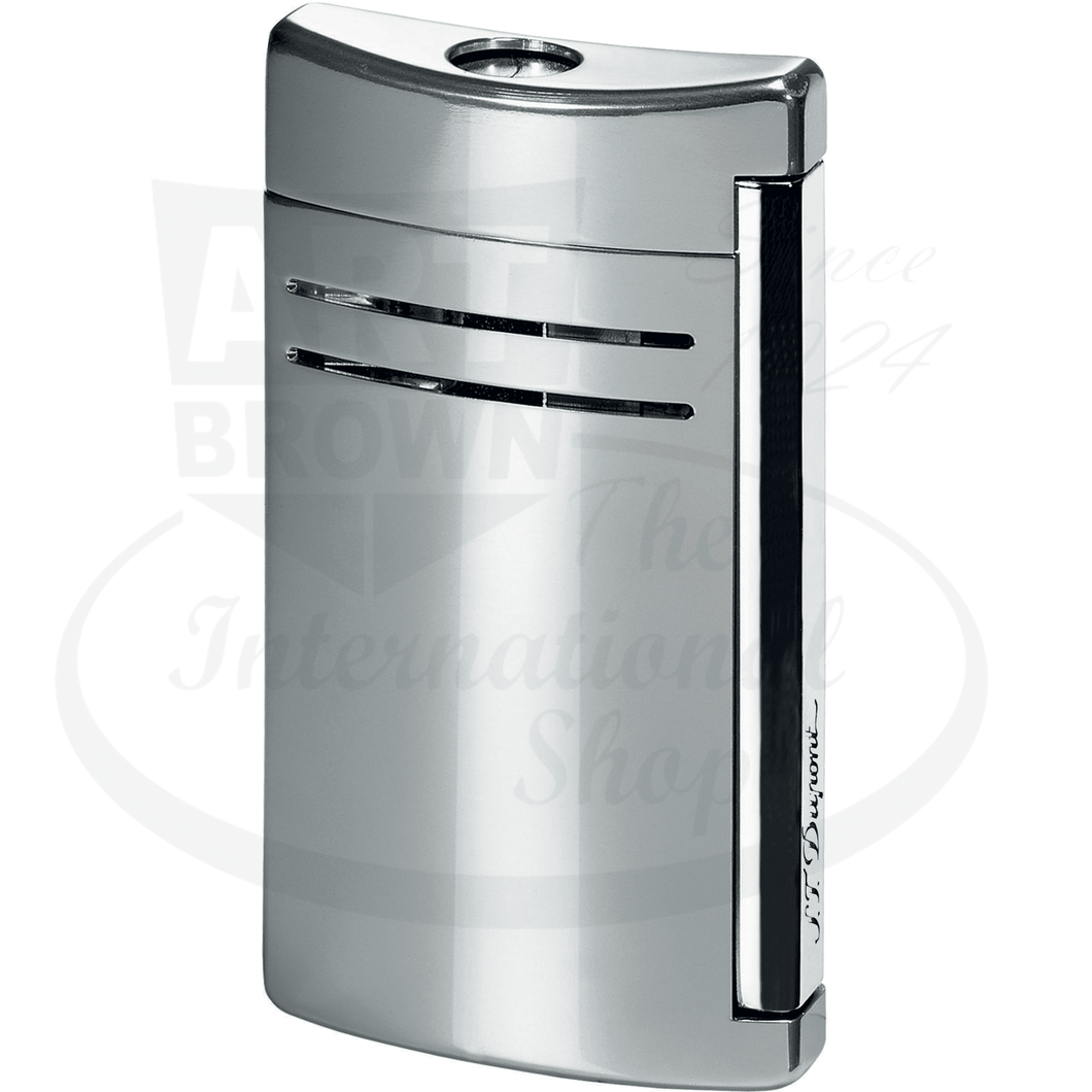 S.T. Dupont Maxijet Lighter Lighter - Chrome Grey 020107N