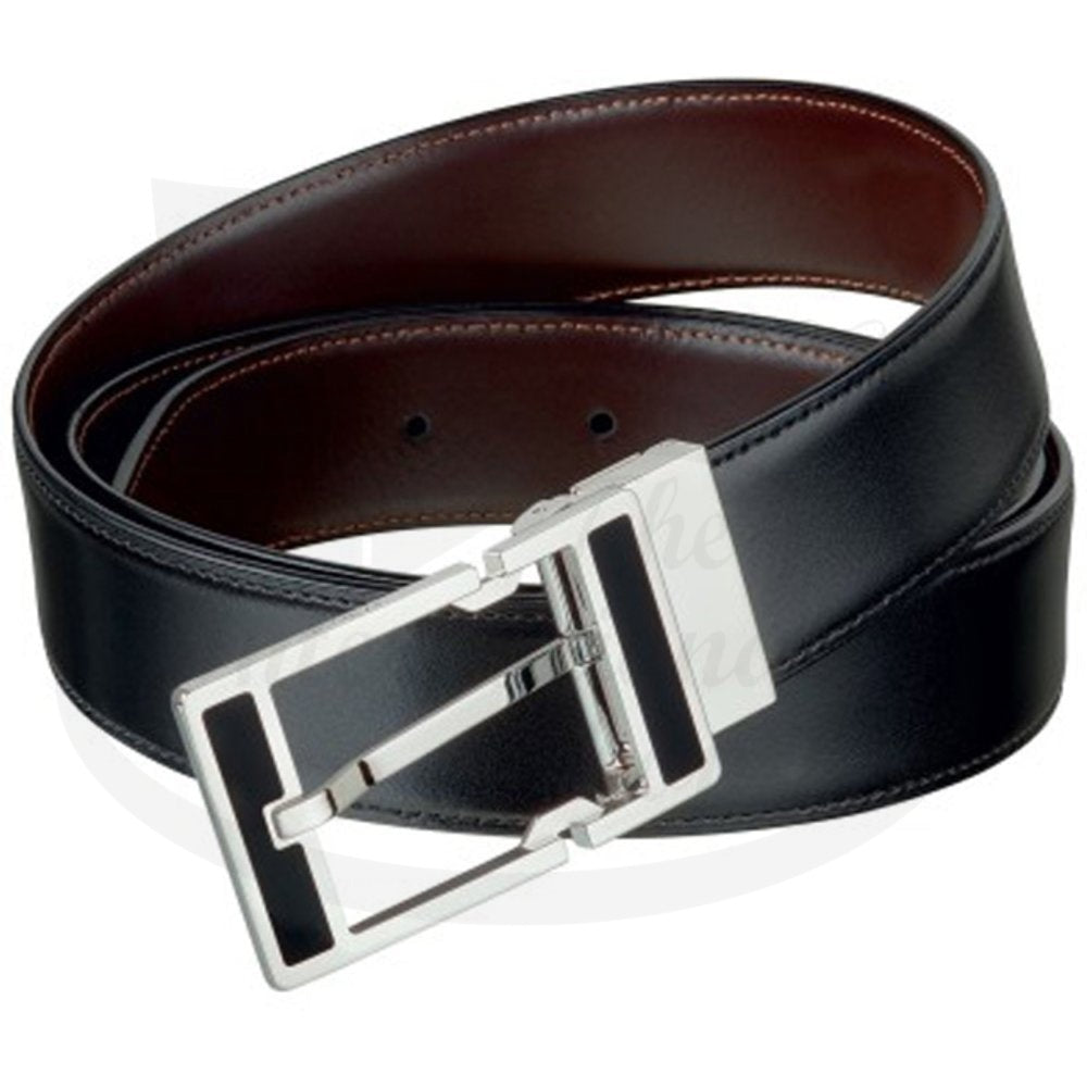 ST Dupont Auto Reversible Buckle Belt