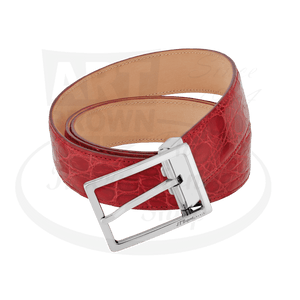ST Dupont Caiman Rouge 35mm Belt