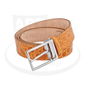 ST Dupont Caiman Gold 35mm Belt