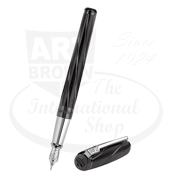 ST Dupont Spectre Black James Bond Fountain Pen