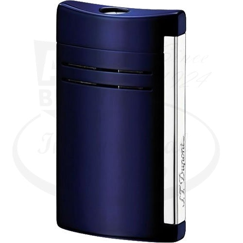 ST Dupont Midnight Blue MaxiJet Lighter
