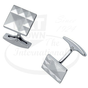 ST Dupont Diamond Head Cufflinks, 005222
