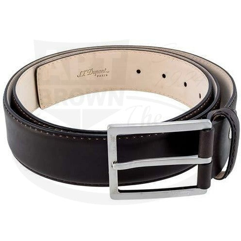 S.T. Dupont Palatine Belt Brown Leather, 7850000