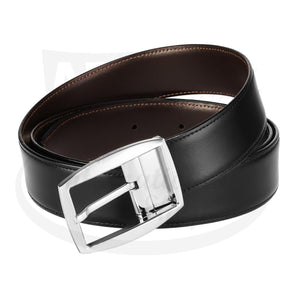ST Dupont Auto Reversible Open Buckle Belt