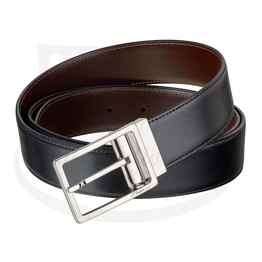 ST Dupont Auto Reversible Rectangle Shape Belt
