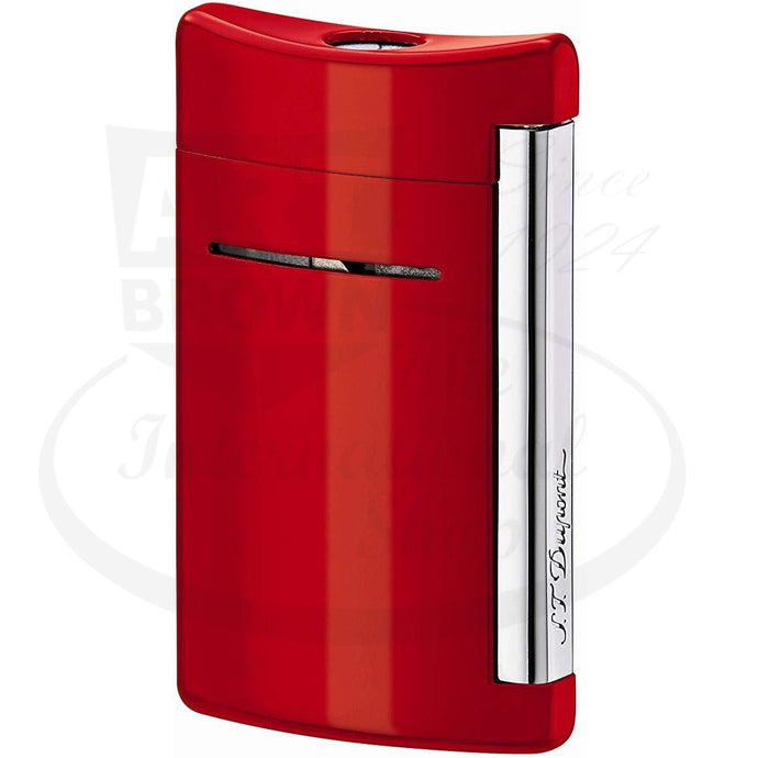 ST Dupont Minijet Red Lighter