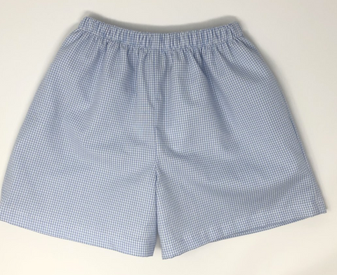 Wild Kingdom Gingham Short