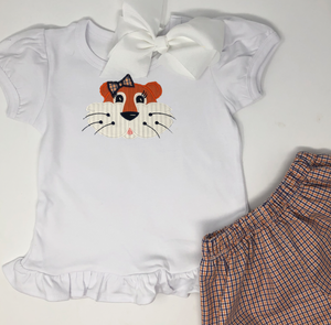 Girl Aubie Shirt