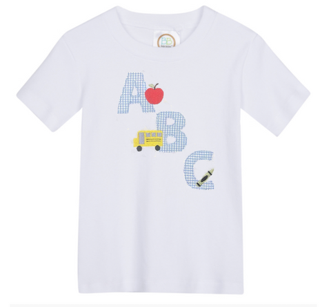 Boy ABC Shirt