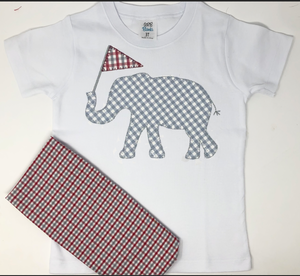 Boy Elephant Shirt