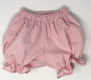 Gingham Pantaloon Bloomer