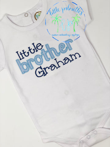 Little Brother/Sister Shirt