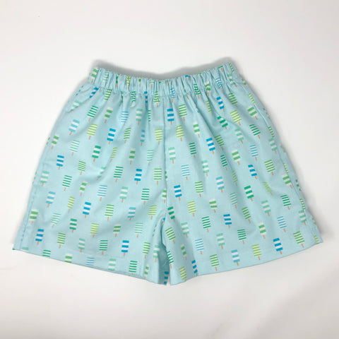 Boy popsicle Shorts (Multiple Styles)