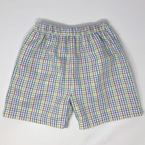 Multicolor Gingham Shorts (Multiple Styles)