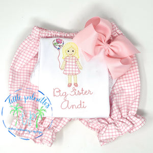 Big Brother/Sister Balloon Shirt