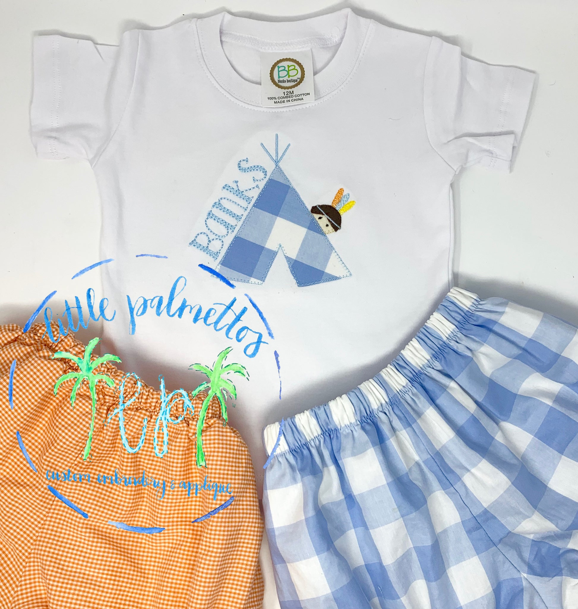 Boy Teepee Shirt