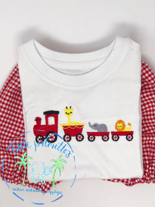 Animal Train Shirt