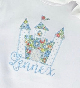 Liberty Castle Applique Shirt