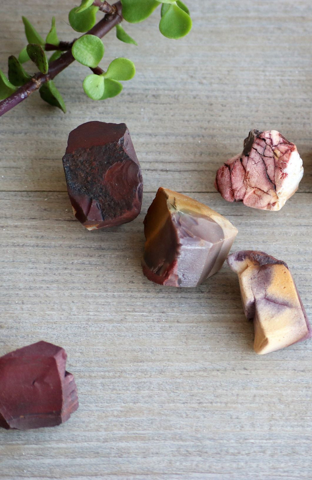 Mookaite Natural Chunks