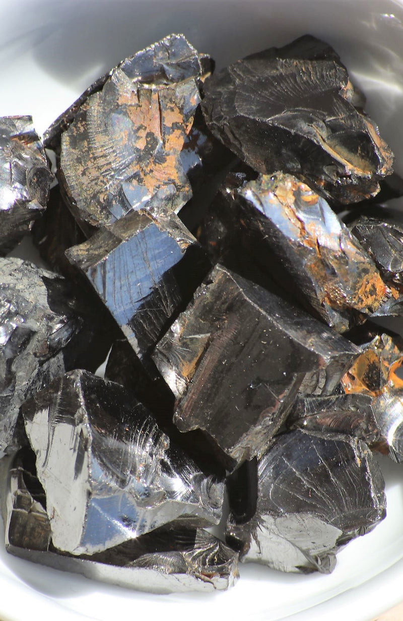 Noble (aka Elite) Shungite (Raw)