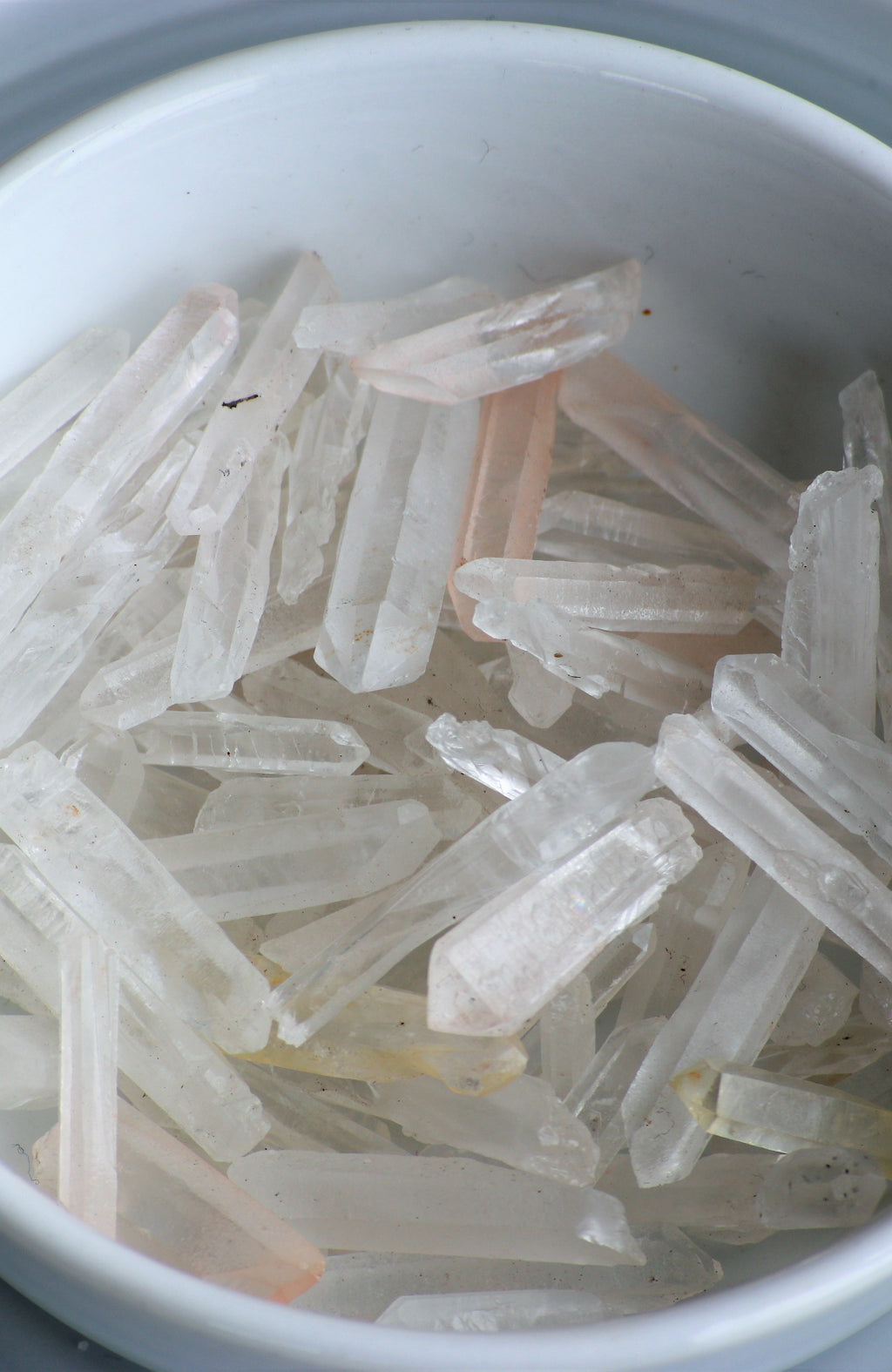 Clear Quartz Points (sm) - Packs of 10