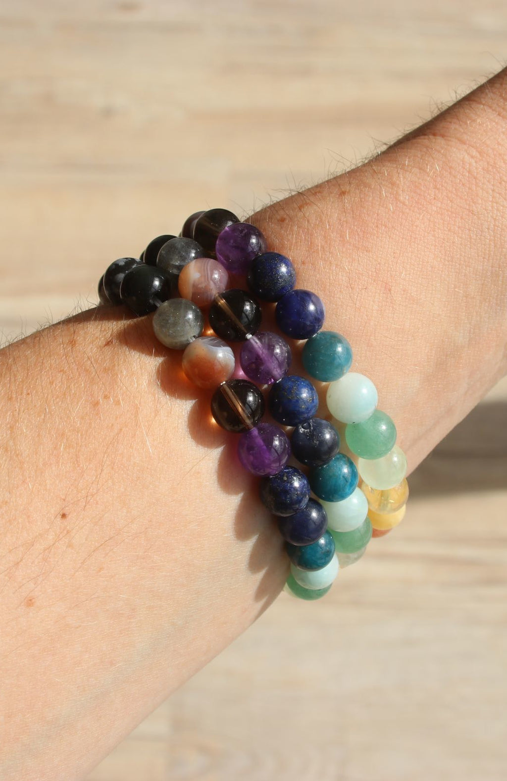 Colours of the Earth Bracelet