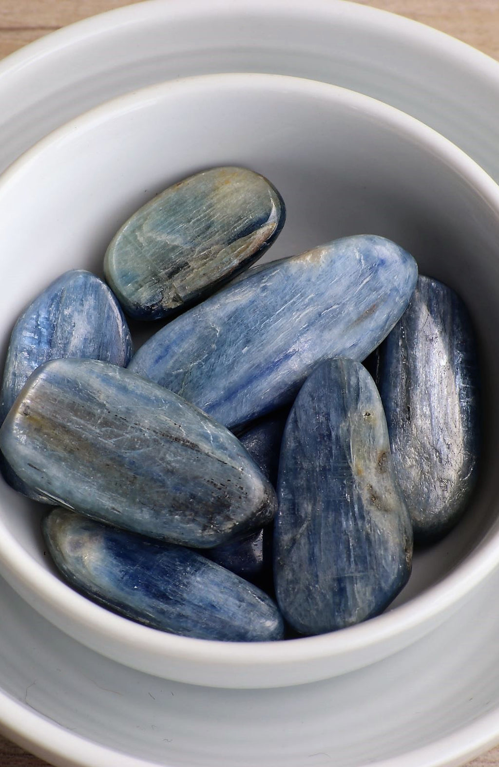 Kyanite Polished Tumbled Stone