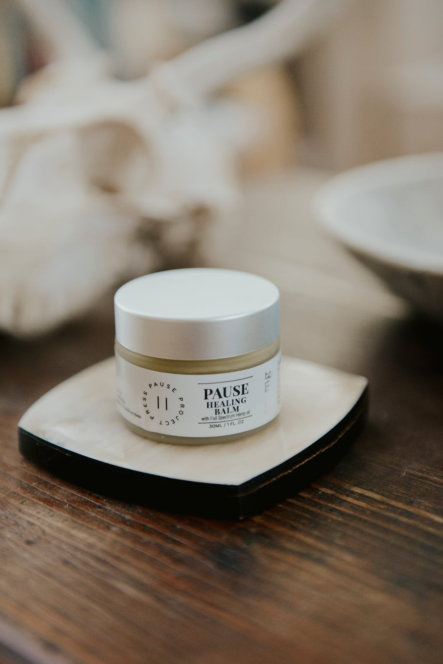 Pause Healing Balm-Higher End Goods