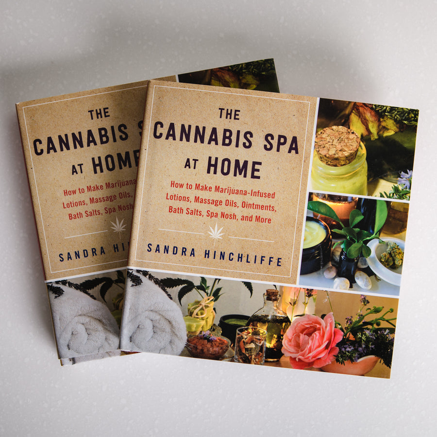 The Cannabis Spa at Home-Higher End Goods