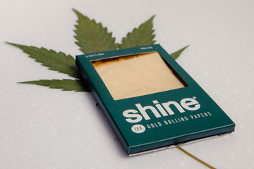Shine® King Size 6-Sheet Pack Rolling Papers-Higher End Goods