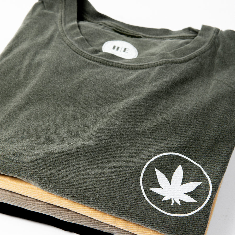 Higher End Leaf Tee-Shirt-Higher End Goods