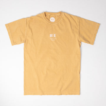 H|E|G Logo Shirt-Higher End Goods