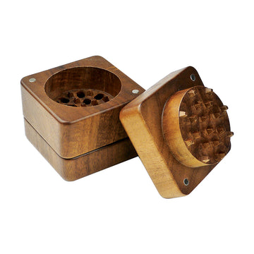RYOT® 3pc GR8TR®  All Wood Grinder/Sifter