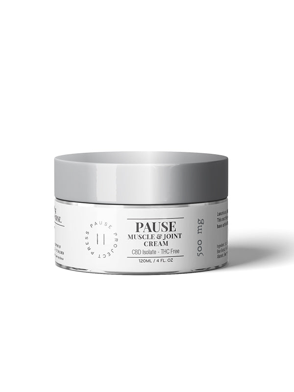 Pause Muscle & Joint Cream