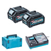 Kit Energy Makita 191J81-6 40V 2,5Ah