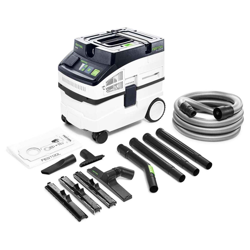 Aspirapolvere Festool CT 15 E-Set