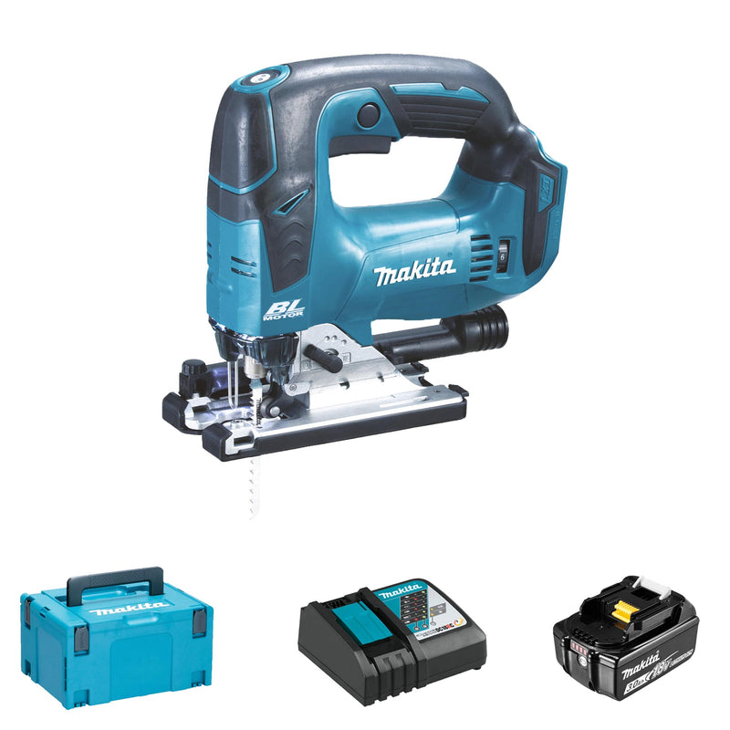 Seghetto Alternativo Makita DJV182ZJ 18V 3Ah